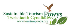 Sustainable Tourism Powys Logo